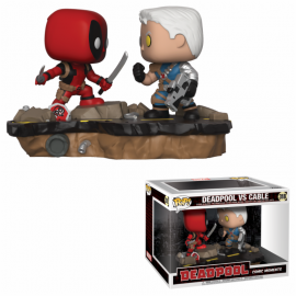 Marvel POP - Movie Moments - Deadpool vs Cable