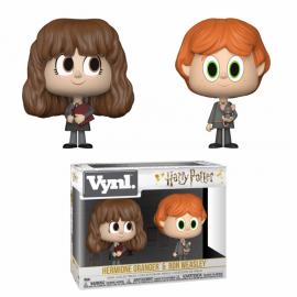 "Vynl. 4"" - Harry Potter - Ron & Hermione - 2-pack"