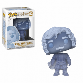 Movies 62 POP - Harry Potter - Nearly Headless Nick (Blue Trans)