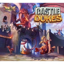 Castle Dukes (3D Boxed Board Game)