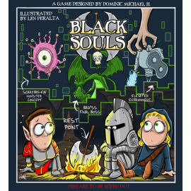 Black Souls (Boxed Board Game)