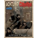 Achtung! Cthulhu - Fate Guide to the Secret War (FATE-based RPG)
