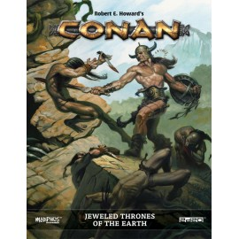 Conan: Jeweled Thrones of the Earth (Conan RPG Supp.)