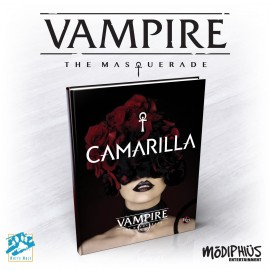 Vampire: The Masquerade - Camarilla (Vampire 5th Supp., Hardback, Full Color)