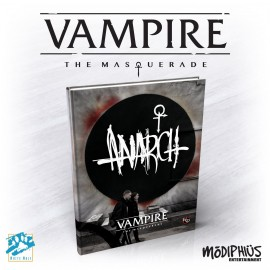 Vampire: The Masquerade - Anarch (Vampire 5th Supp., Hardback, Full Color)