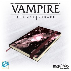 Vampire: The Masquerade Official Notebook (Digest Notebook Supp.)