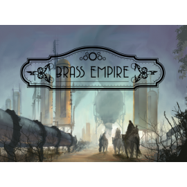 Brass Empire (Boxed Board Game)