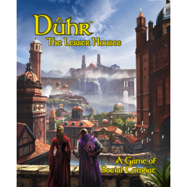 Dûhr: The Lesser Houses (Boxed Card Game)