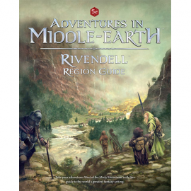 Adventures in Middle Earth Rivendell Region Guide