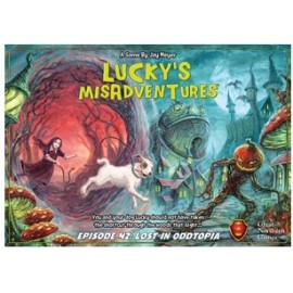 Lucky's Misadventures - Episode 42: Lost in Oddtopia (Boxed Card Game)