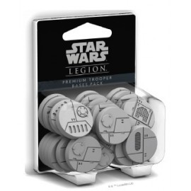 Star Wars: Legion: Premium Trooper Bases