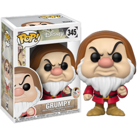 Disney 345 POP - Snow White - Grumpy