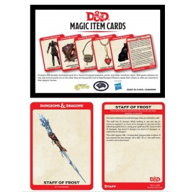 Dungeons & Dragons Magical Items Card Deck (292 cards)