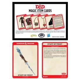 Dungeons & Dragons Magic Item Card Deck (292 cards)