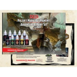 Dungeons & Dragons Adventurers Paint Set