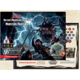 Dungeons & Dragons Monster Paint Set