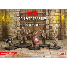 Dungeons & Dragons Force Grey: Collector's Series Miniatures