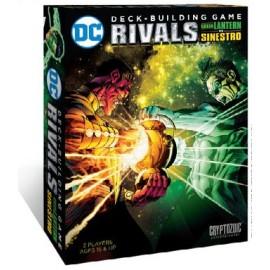 DC Comics DBG Rivals Green Lantern/Sinestro