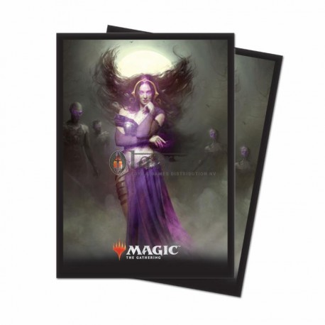 MTG Core Set 2019 V3 Deck Protector Sleeves 80p