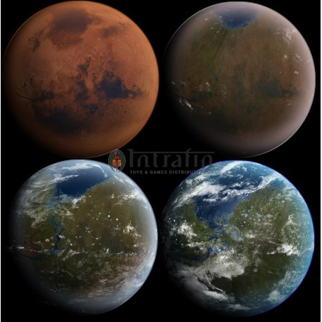 Terraforming Mars The Colonies