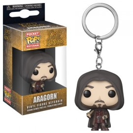 POP Keychain - LOTR/The Hobbit - Aragorn