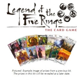 Legend of the Five Rings: The Card Game 2018 Season Four Reinforcement Kit