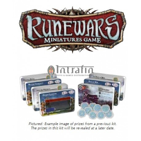 RuneWars: The Miniatures Game 2018 Season Four Challenge Kit