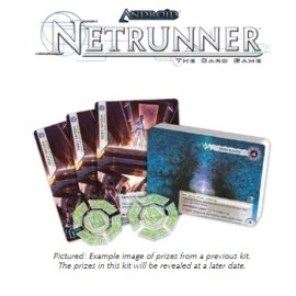 Android Netrunner LCG 2018 Season Four Tournament Kit