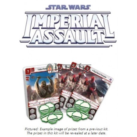 Star Wars Imperial Assault 2018 Season Four Tournament Kit