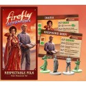 Firefly: Brigands & Browncoats Exp: Wanted fugitives