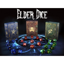Elder Dice Sets: Cthulhu d6 Set
