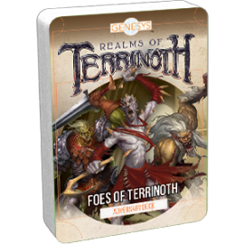 Foes of Terrinoth Adversary Deck