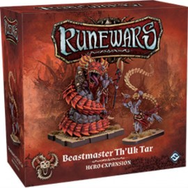 Runewars Miniatures Games: Beastmaster Th'Uk Tar Expansion Pack