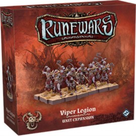 Runewars Miniatures Games: Viper Legion Unit Expansion