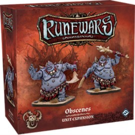 Runewars Miniatures Games: Obscenes Expansion Pack
