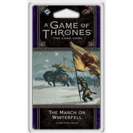 A Game of Thrones LCG 2nd Edition: The March on Winterfell Chapter Pack