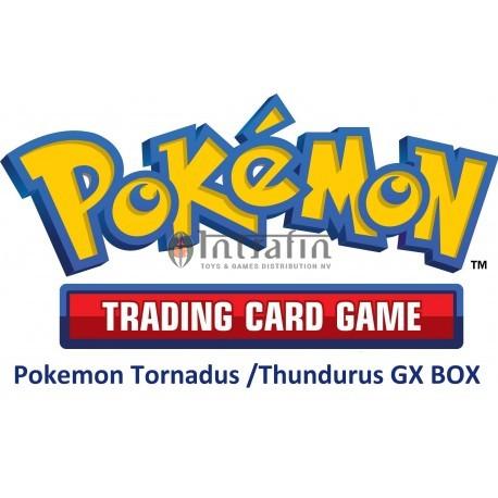 Pokemon Tornadus /Thundurus GX ΒΟΧ
