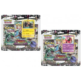 Pokémon Sun & Moon 7 Celestial Storm Blister (3p) Eng