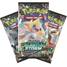 Pokémon Sun & Moon 7 Celestial Storm Blister (1p) Eng