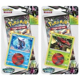 Pokémon Sun & Moon 7 Celestial Storm checklane Blister (1p) Eng