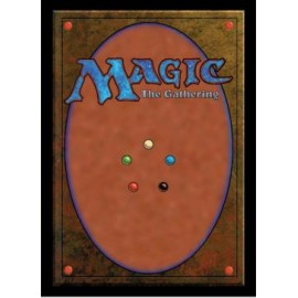 MTG Classic Card Back Standard Deck Protector sleeves 100ct