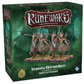 Runewars Miniatures Games: Ventala Skirmishers Unit Expansion Pack