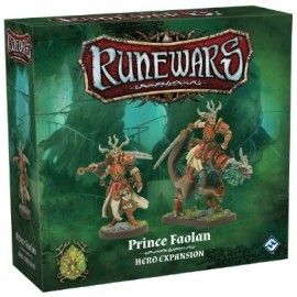Runewars Miniatures Games: Prince Faolan Expansion Pack