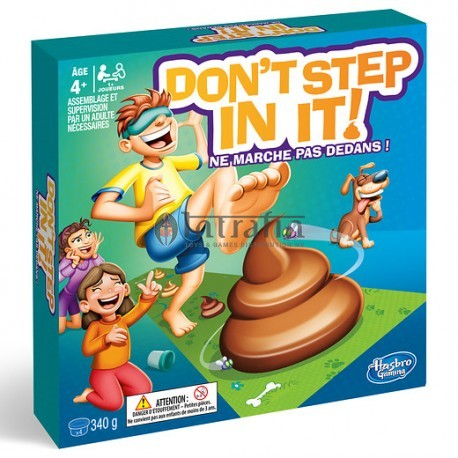 Don't Step in it - Ne marche pas Dedans! jeu
