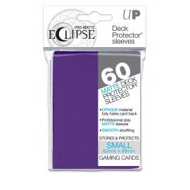 Pro Matte Eclipse Royal Purple Small deckpro slleeves 60ct