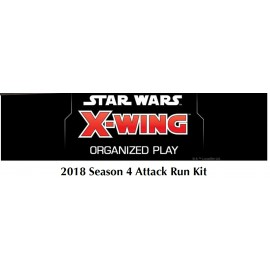 Star Wars X-wing 2018 Season 4 Attack Run Kit
