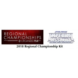 Star Wars Imperial Assault 2018 Regional Championship Kit