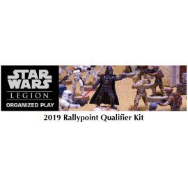 Star Wars: Legion 2019 Rallypoint Qualifier Kit