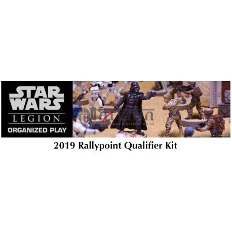 Star Wars: Legion 2019 Rallypoint Qualifier Kit