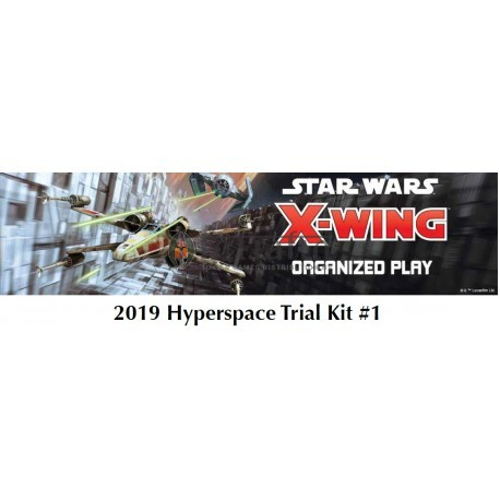 Star Wars: Hyperspace Trials Kit 1